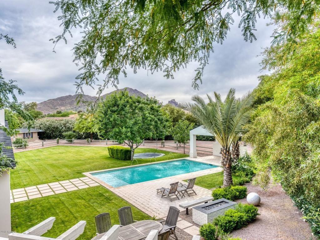 6136 N Quail Run Rd, Paradise Valley AZ 85253