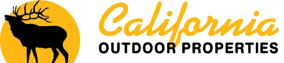 California Outdoor Properties logo