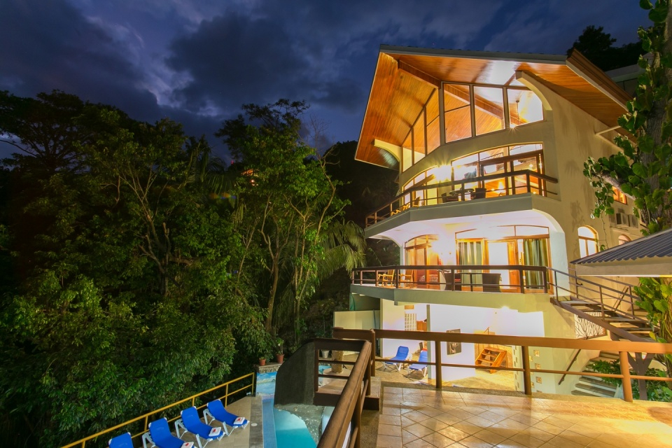 House of the Rising Sun, Manuel Antonio, Costa Rica