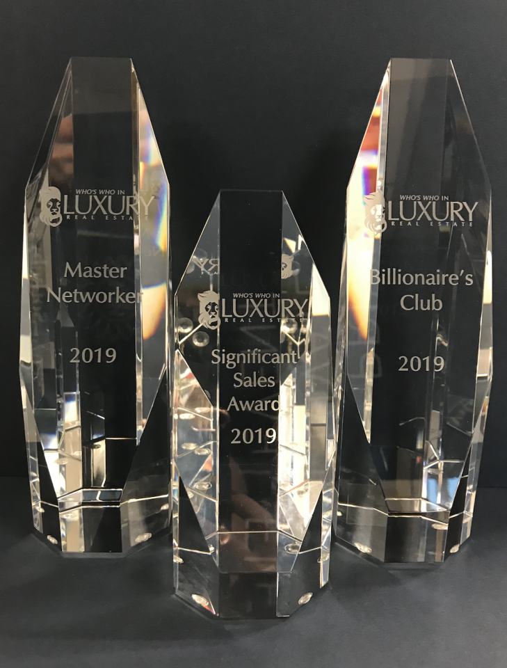 24th Annual Luxury Real Estate Fall Conference awards