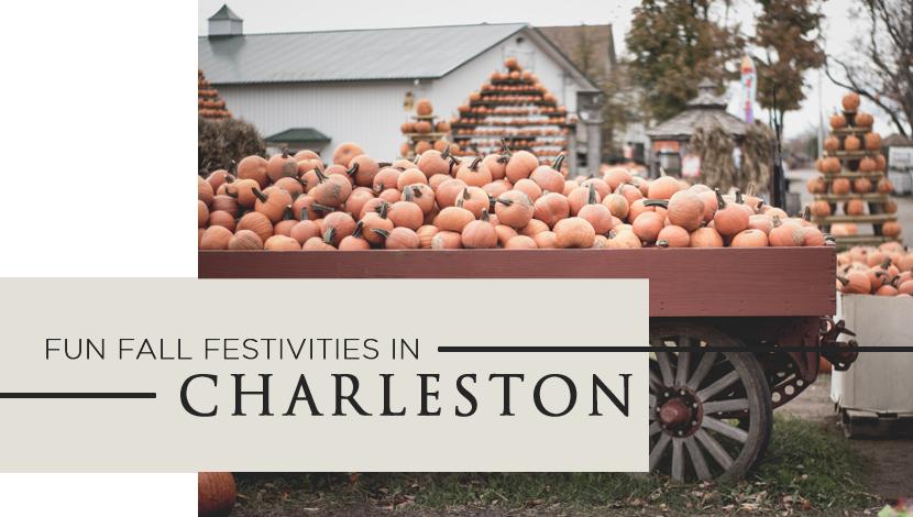 Fun Fall Festivities in Charleston