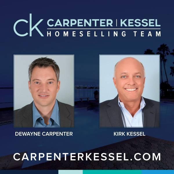 Dewayne Carpenter (left) and Kirk Kessel (right)