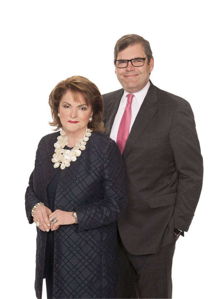 Beth Wolff and Ed Wolff