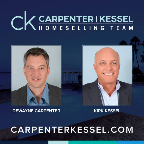 Dewayne Carpenter (L) and Kirk Kessel (R)