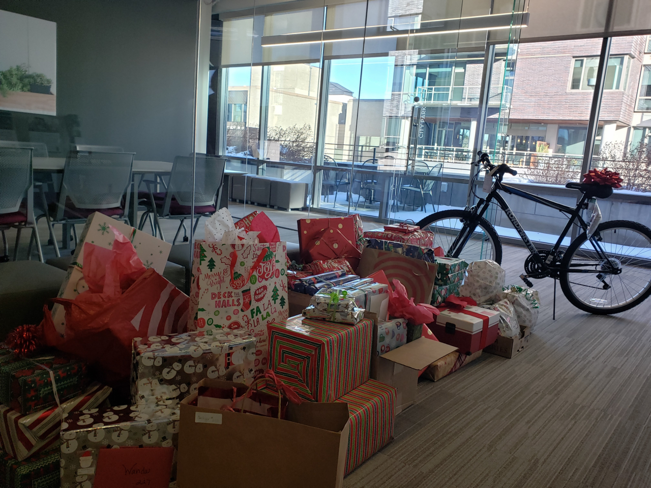 Kentwood Real Estate Offices Contributed Essential Items Identified by Leading Nonprofit to Support Homeless Populations