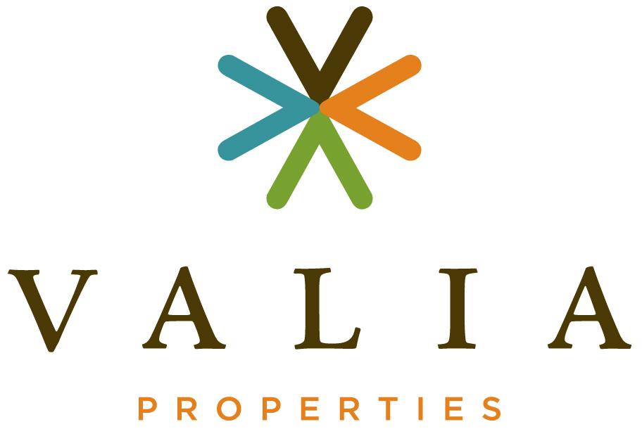 Valia Properties logo