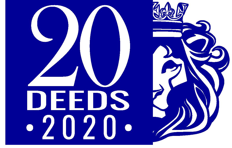 #20Deeds2020