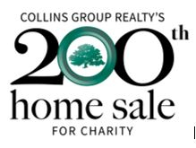 Collins Group Realty's 200th Home Sale For Charity