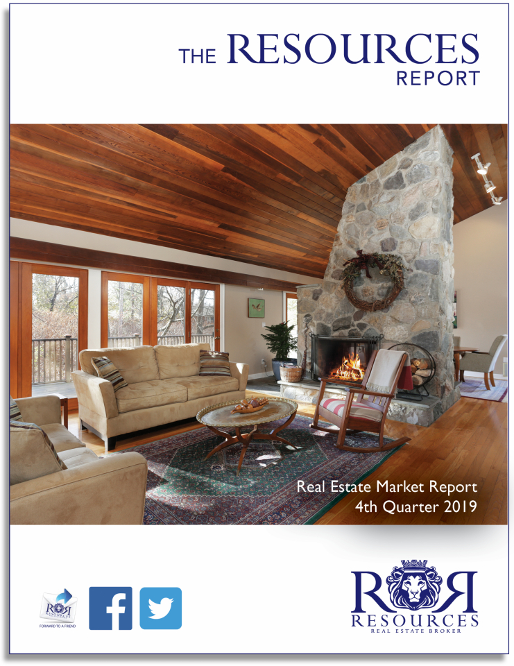 The Resources Report - New Expanded Report includes all of Monmouth County