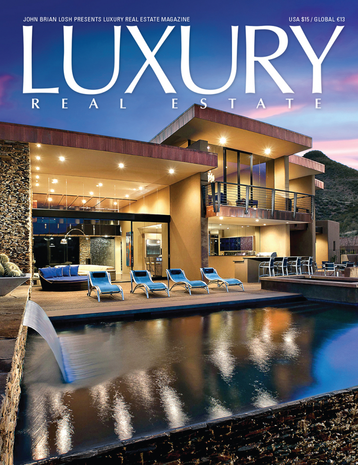 Luxury Real Estate Magazine July 2019