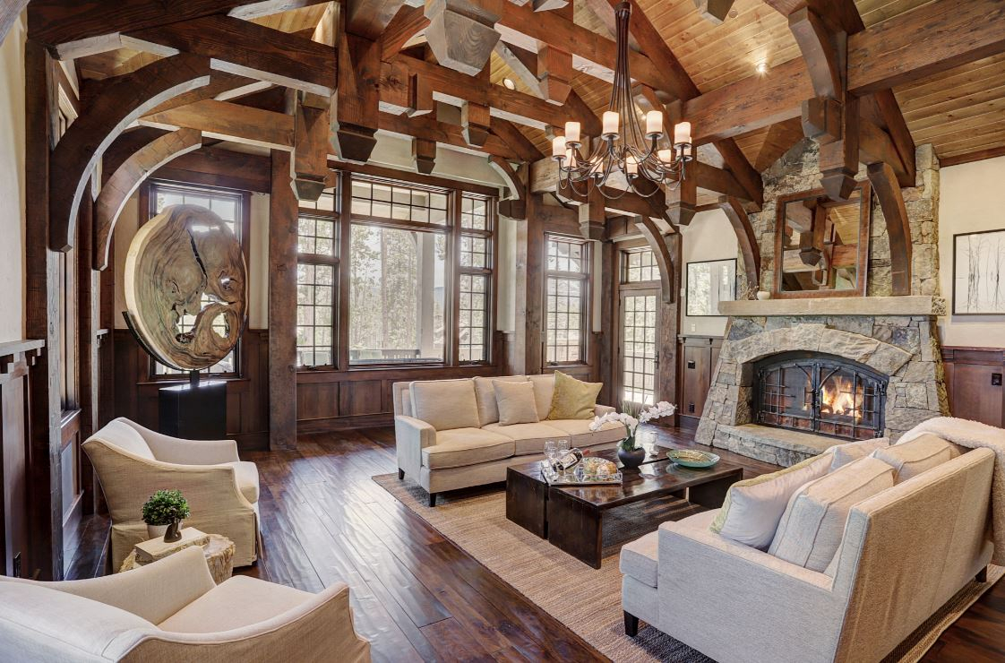 33 Iron Mask Road, in Breckenridge Colorado, which was listed by LIV Sotheby's International Realty broker, Bo Palazola, sold in February for $4,600,000.