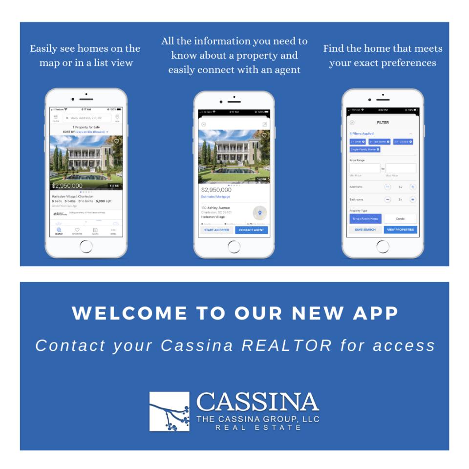 Cassina New App