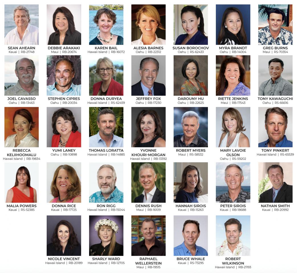 Elite Pacific's Senior Advisors