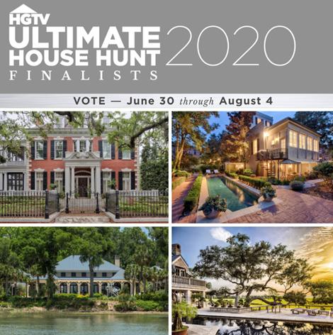 HGTV Ultimate House Hunt 2020.