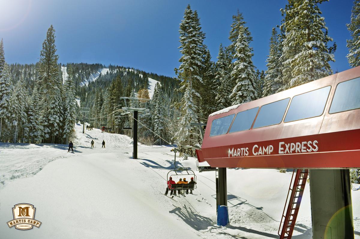Martis Camp Express Chair