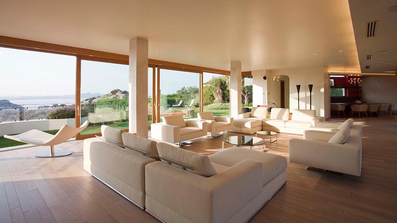 Seaview trophy estate in Porto Cervo, Costa Smeralda