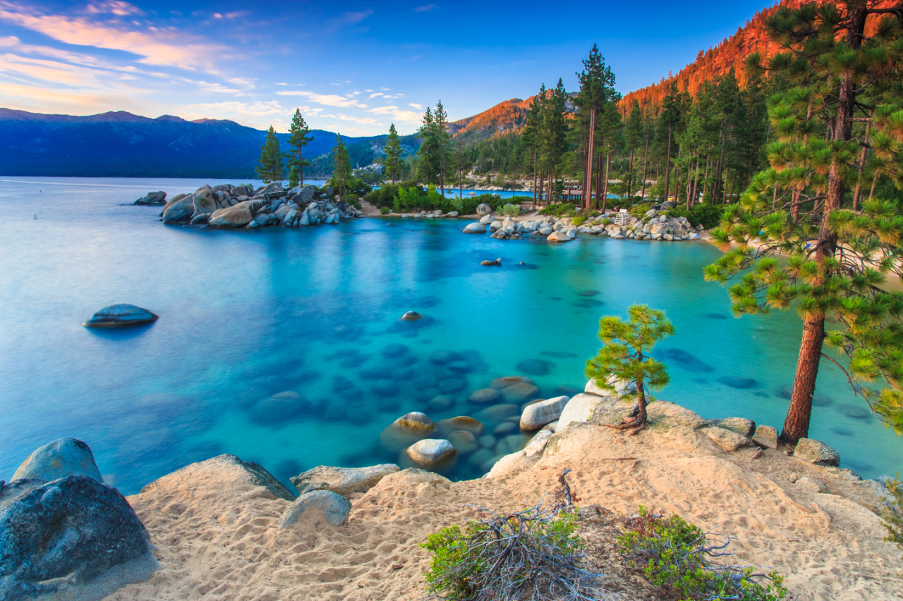 Lake Tahoe, California/Nevada