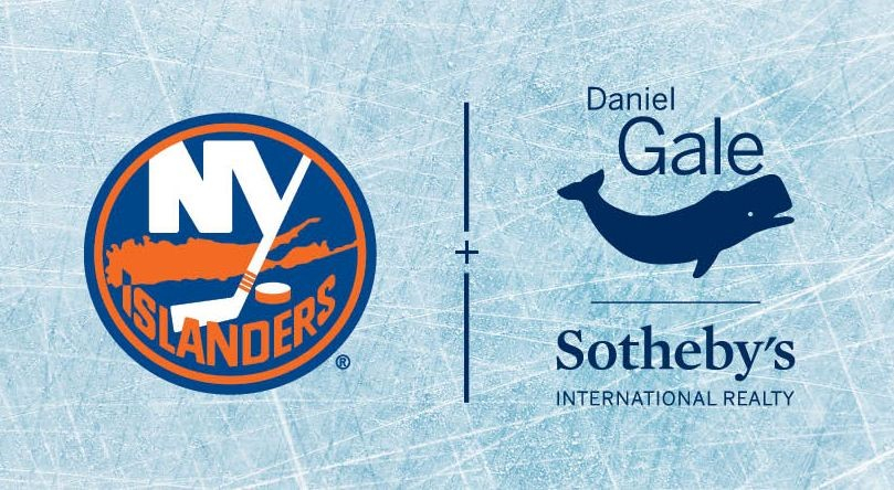 Daniel Gale Sotheby's International Realty signs multi-year deal as the official residential real estate partner of the NY Islanders