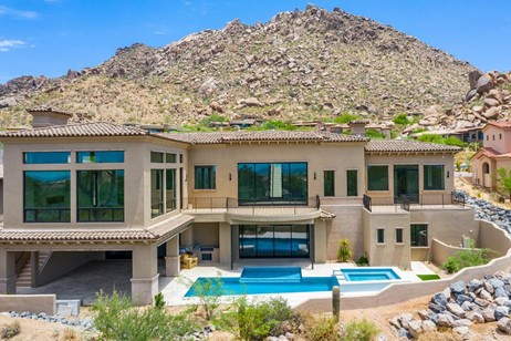 This North Scottsdale Estate sold for $3.1 Million