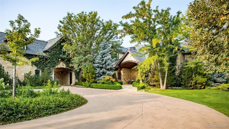 Cherry Hills Village Estate for $7.8 Million