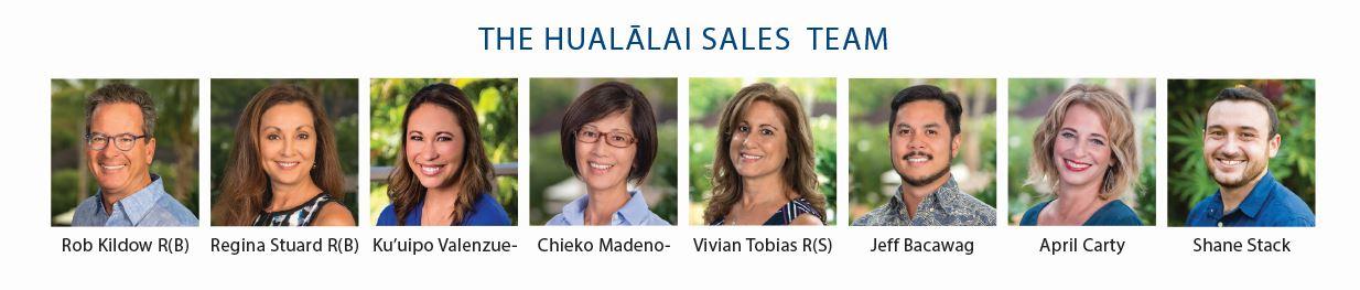 The Hualālai Realty Sale Team