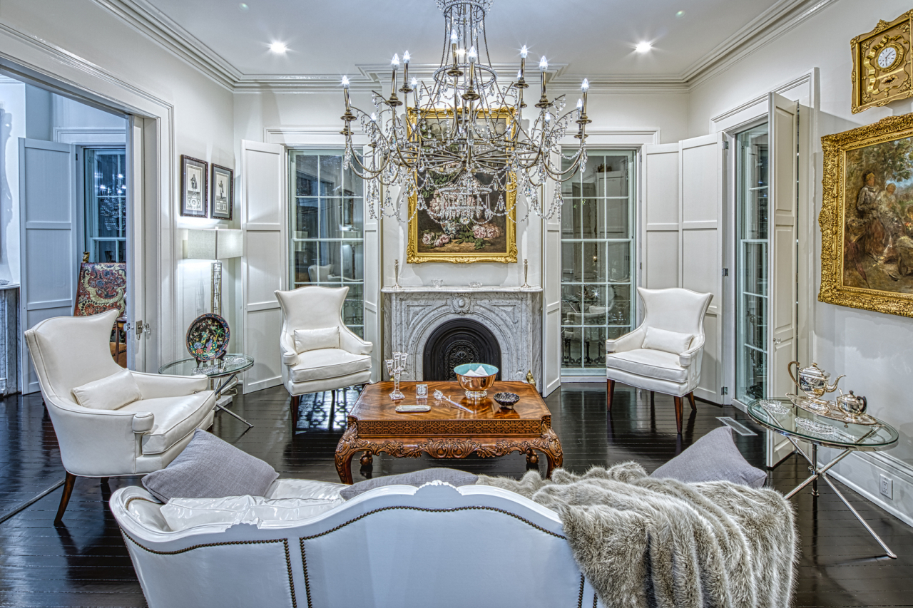 Seabolt Real Estate recently listed and sold the iconic Saussy Mansion in Savannah, Ga. for $4.5 million, marking the highest residential sale in Savannah's National Historic Landmark District since 2007.