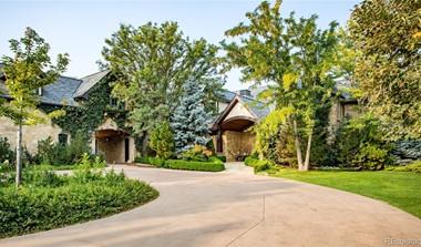 Cherry Hills Village sold by Gins Lorensen for $7.8 Million