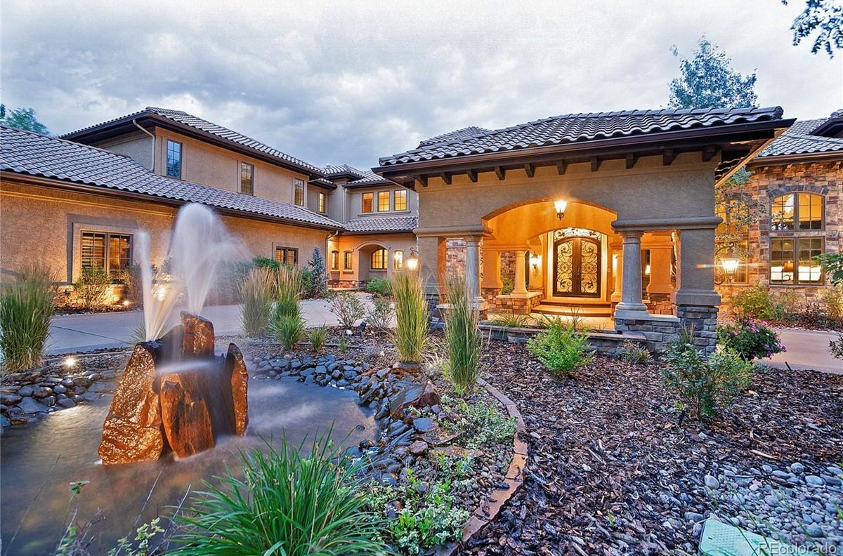 Polo Reserve estate sold by Karen Brinckerhoff for $3.9 Million