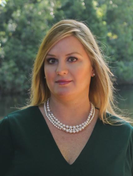 Sales Associate Amanda Byck Jones