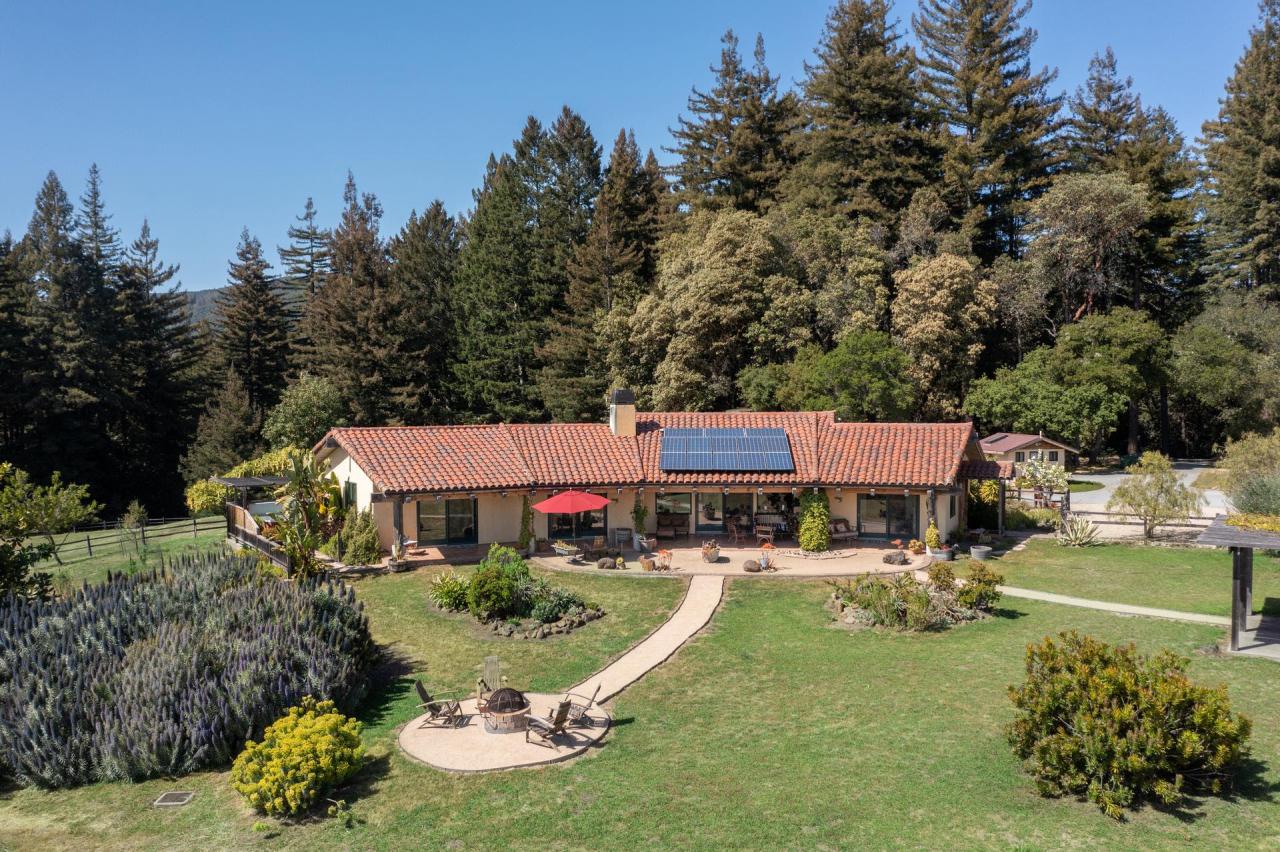 1564, 1562 Tindall Ranch Road, Corralitos, CA
