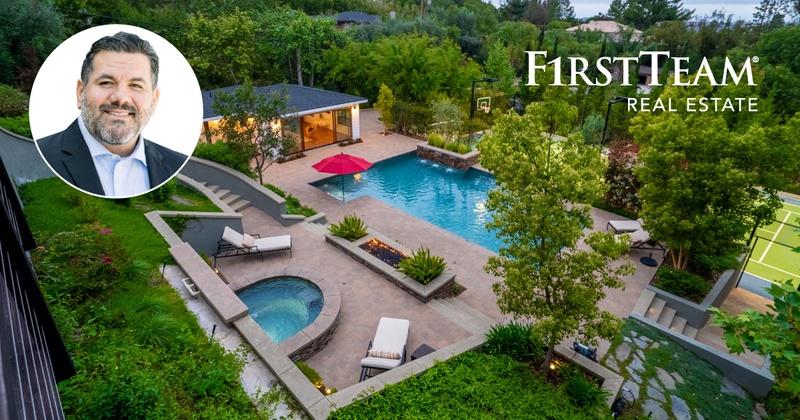 First Team Real Estate, Harvey Vargas