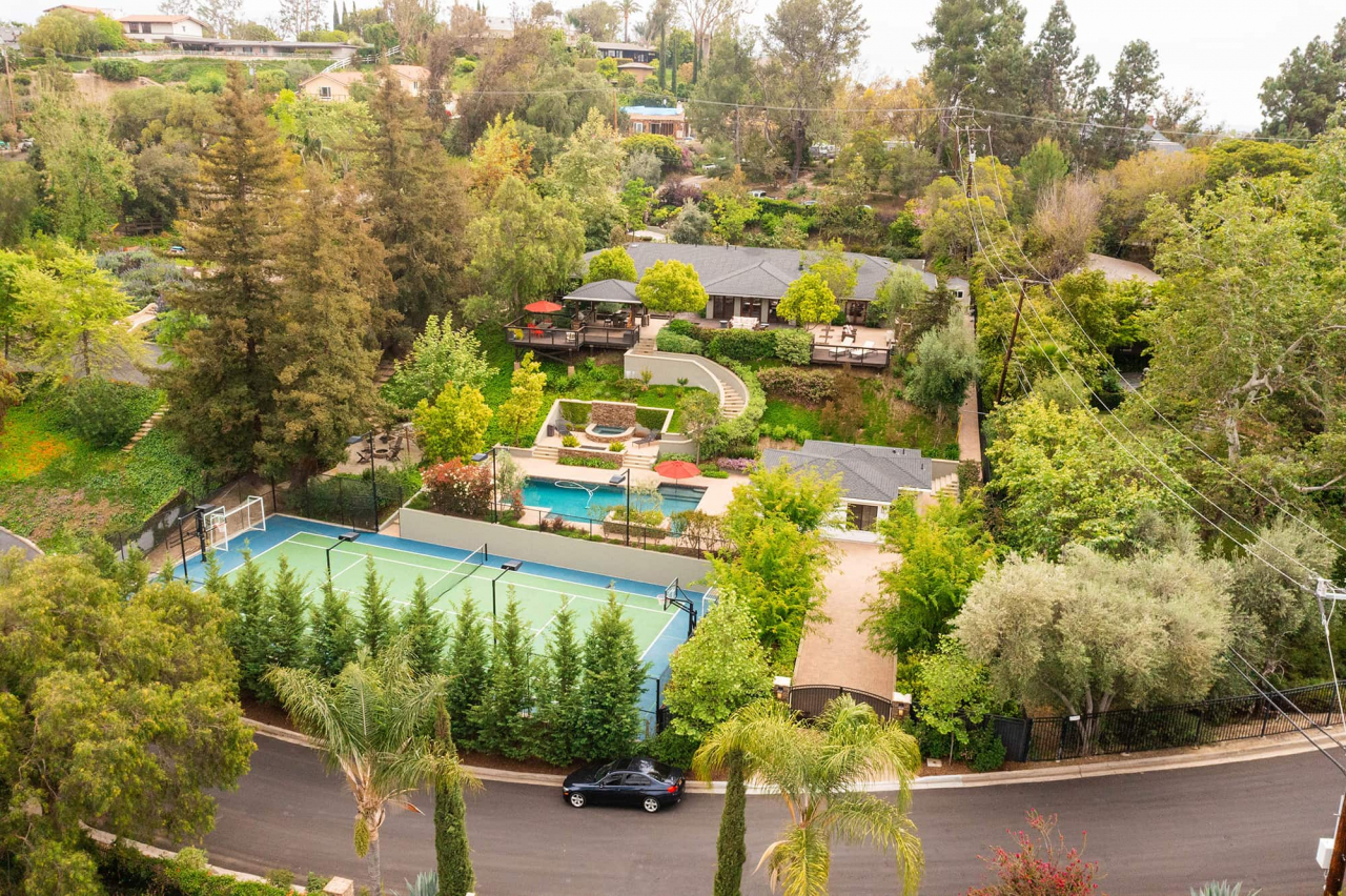 10151 Rangeview Dr sold for $3.2 million