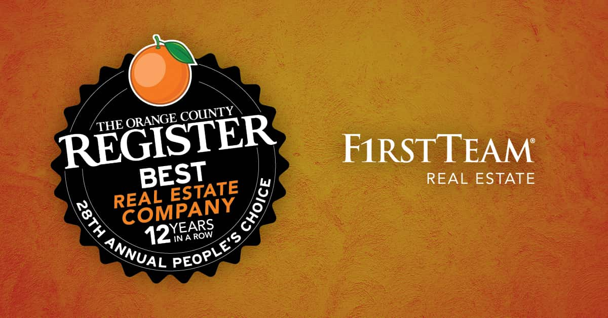 """""""Best Real Estate Company"""" in Orange County"""