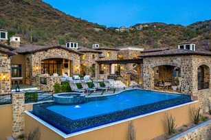 """11200 East Canyon Cross Way, """"The Castle On The Hill"""""""