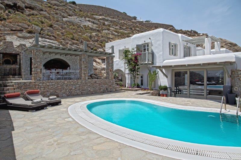 Mykonos Property Price