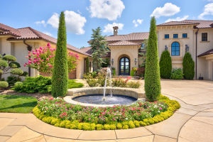 One-Of-A-Kind Mediterranean Home Overlooking the Golf Course