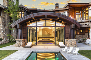 Park City's Most Elegant and Timeless Mountain Estate