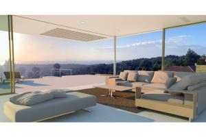 Exclusive newly built villa in Bendinat with breathtaking sea views, garage, ...