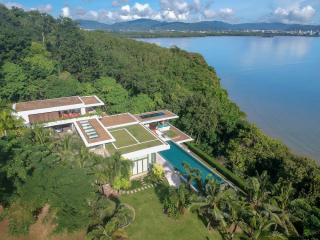 Skyfall Villa For Sale Cape Panwa Phuket