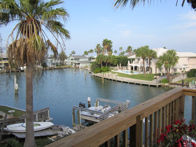 Waterfront delight in key allegro for Rockport texas real estate waterfront