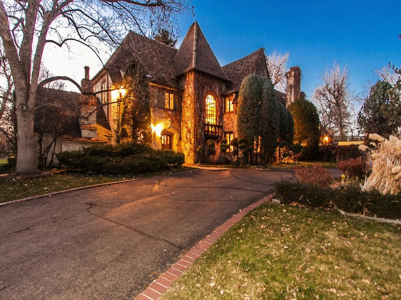 Old world storybook tudor for Storybook homes prices