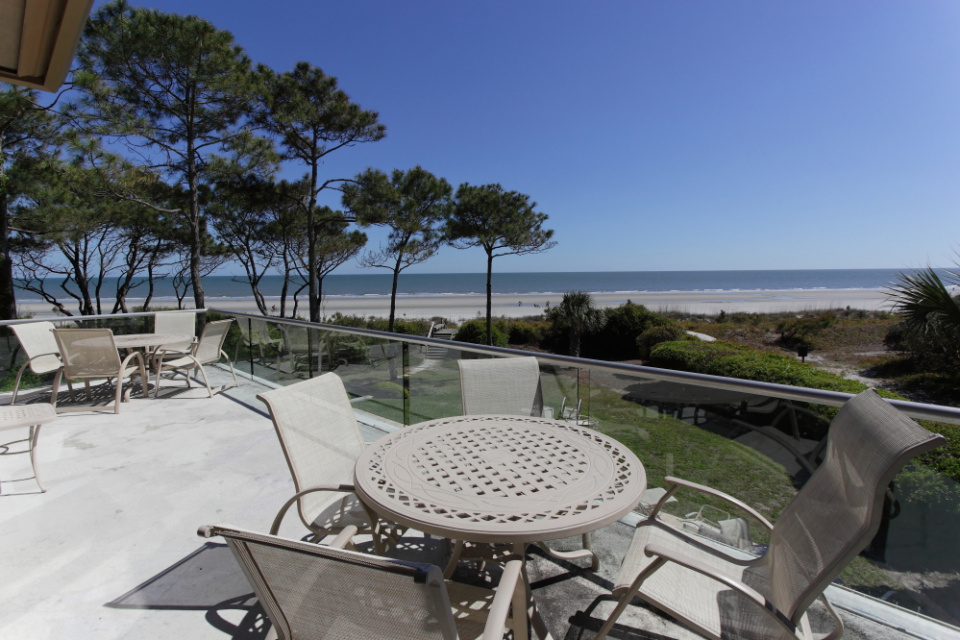 Sandpiper 7 Bedroom Luxury Oceanfront Home Hilton Head