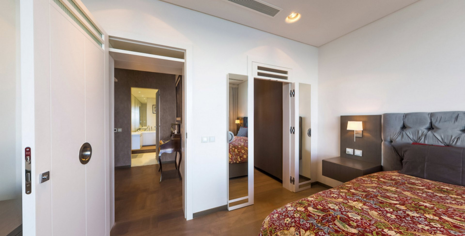 Incredible three-bedroom Apartment at Q1 Tigne Point