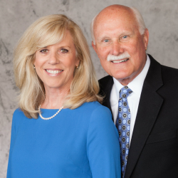 Ann Marie Nugent and Jim Walberg