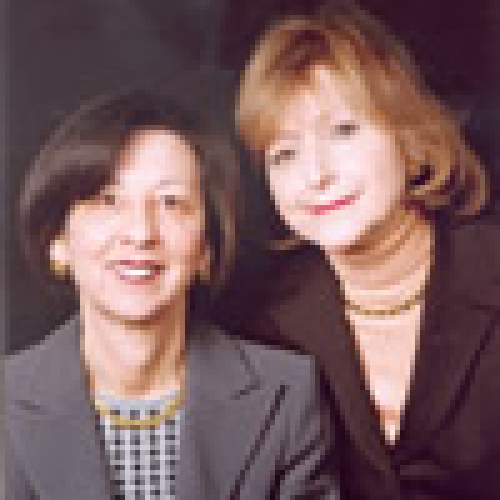 Marion Alberga and Simone Stern