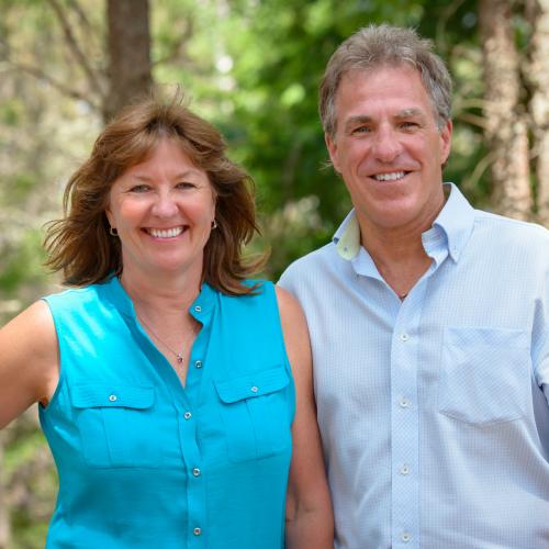 Cynthia Griffin & Pierre Ouimet
