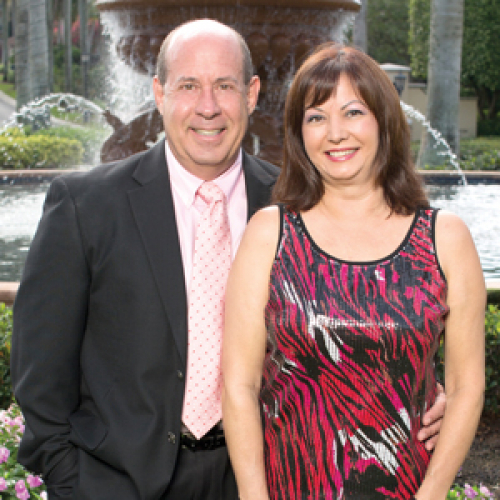 Richard and Christina Parlante