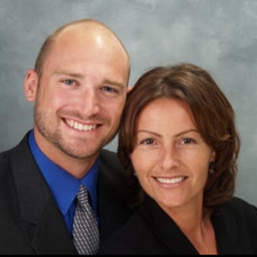 Heidi and Markus Brown