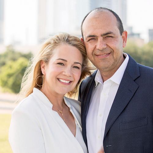 Juan and Jennifer Alonso