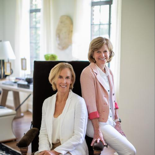 Lori Reich and Barbara Lummis